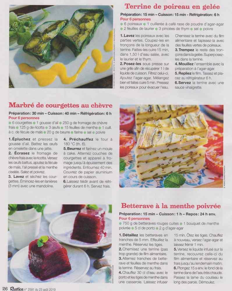 """les bons """" petits """" plats maison - Page 7 177"""