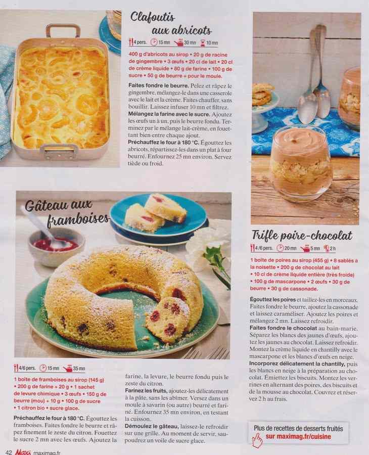 varier les desserts - Page 5 1830