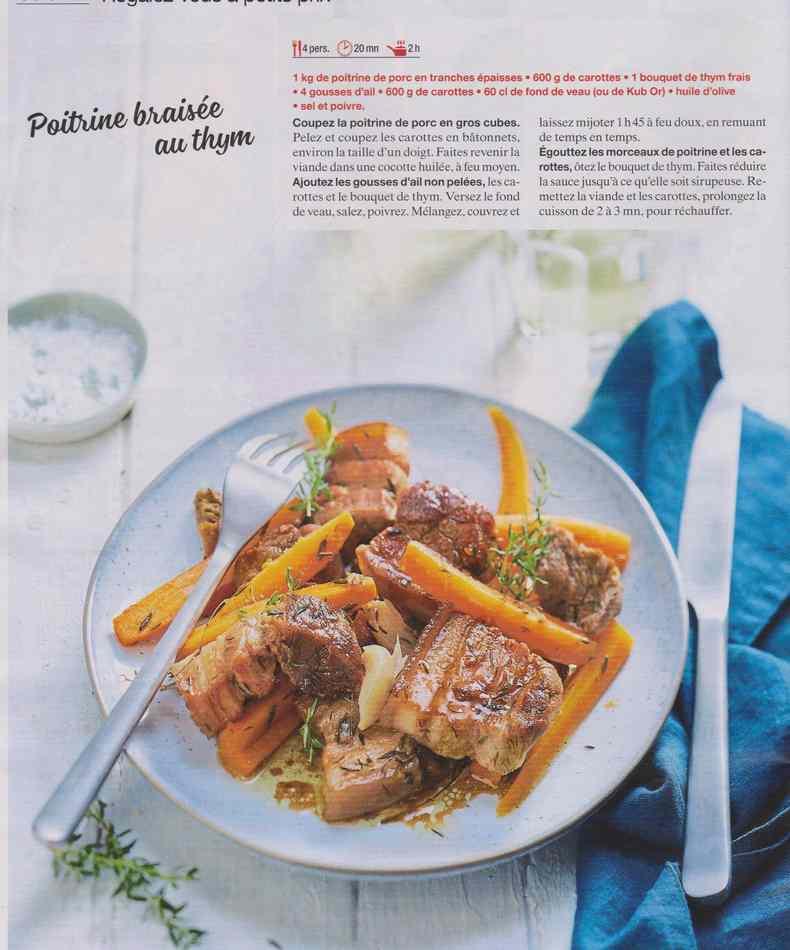 """les bons """" petits """" plats maison - Page 7 190"""