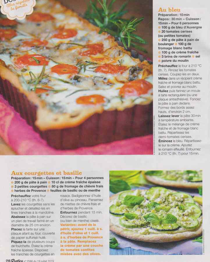 """les bons """" petits """" plats maison - Page 6 254"""