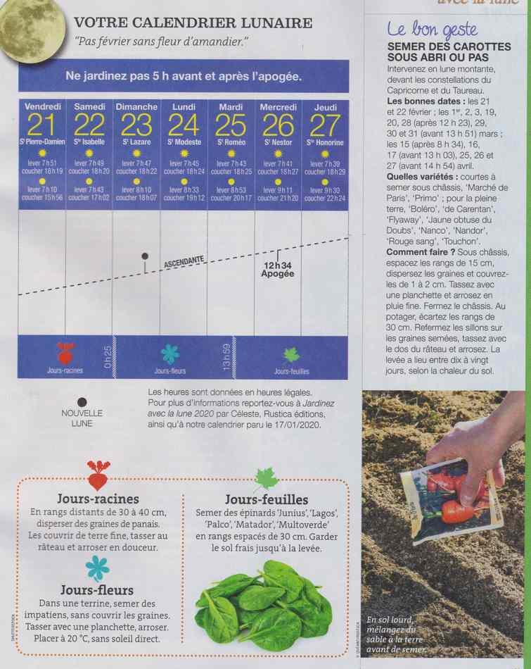 votre calendrier lunaire de la semaine - Page 5 2618