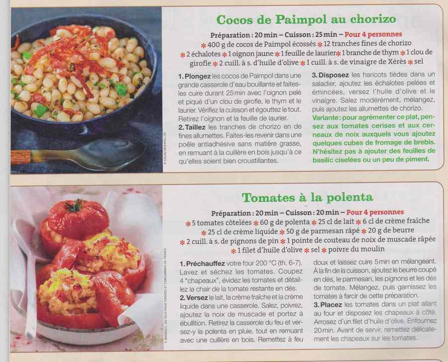 """les bons """" petits """" plats maison - Page 7 265"""