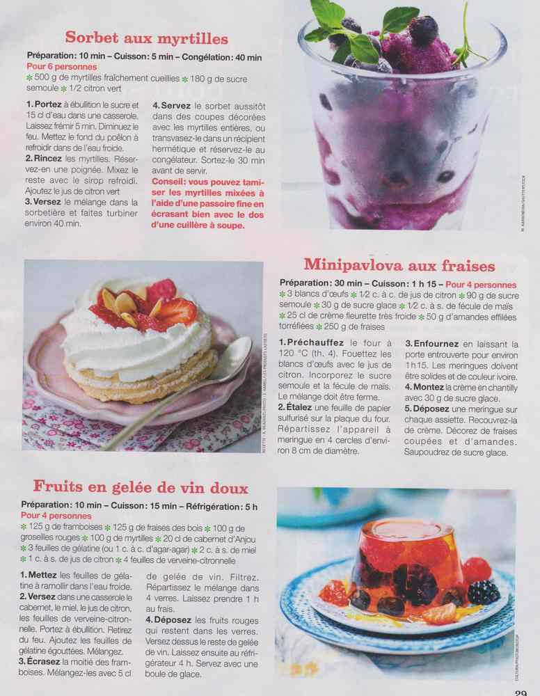 varier les desserts - Page 3 267