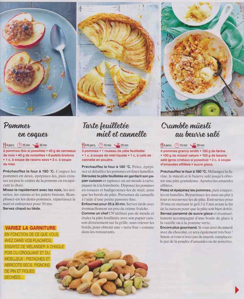varier les desserts - Page 3 276