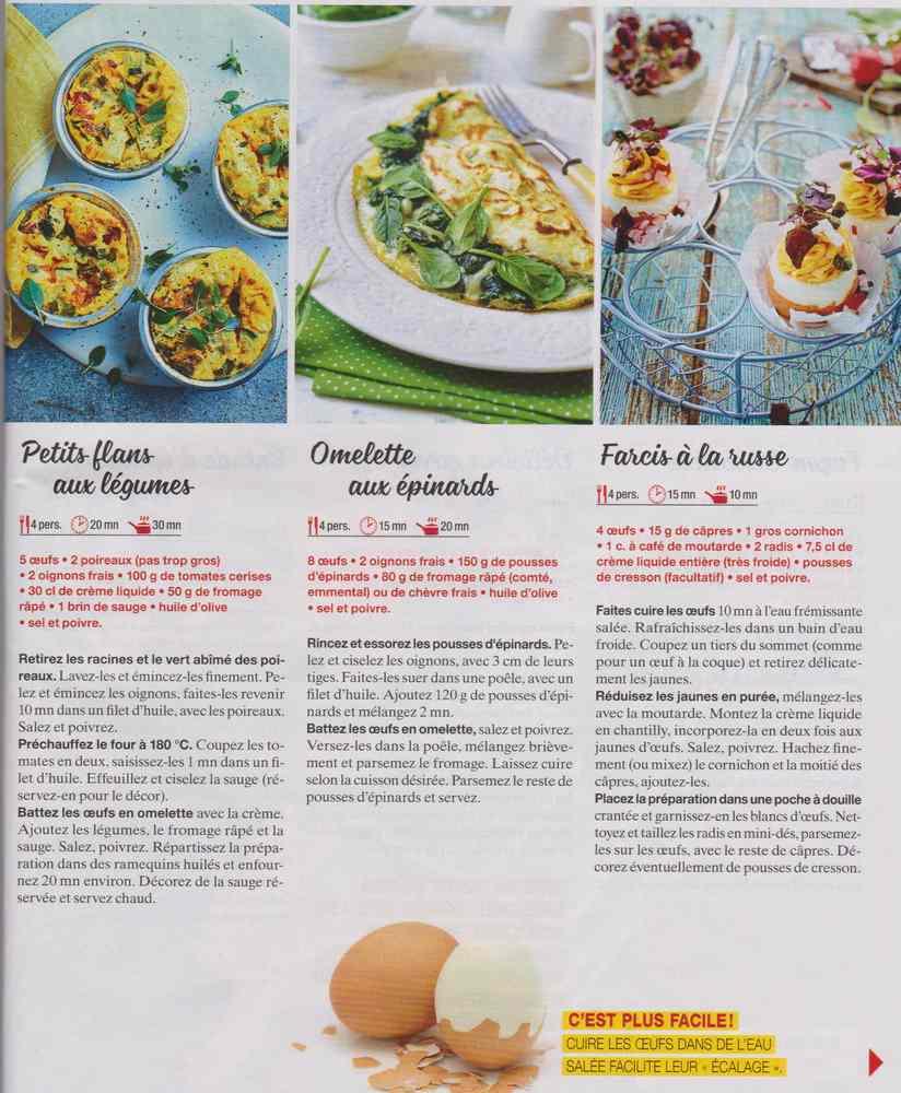 """les bons """" petits """" plats maison - Page 2 323"""