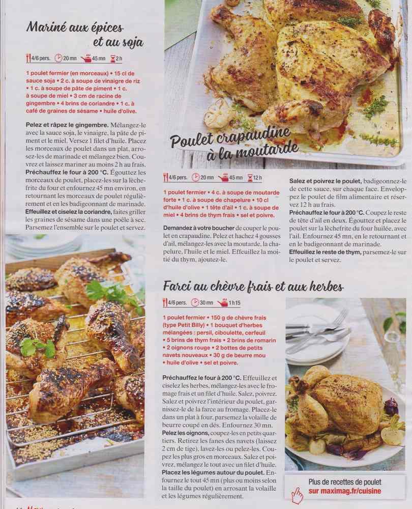 """les bons """" petits """" plats maison - Page 3 327"""