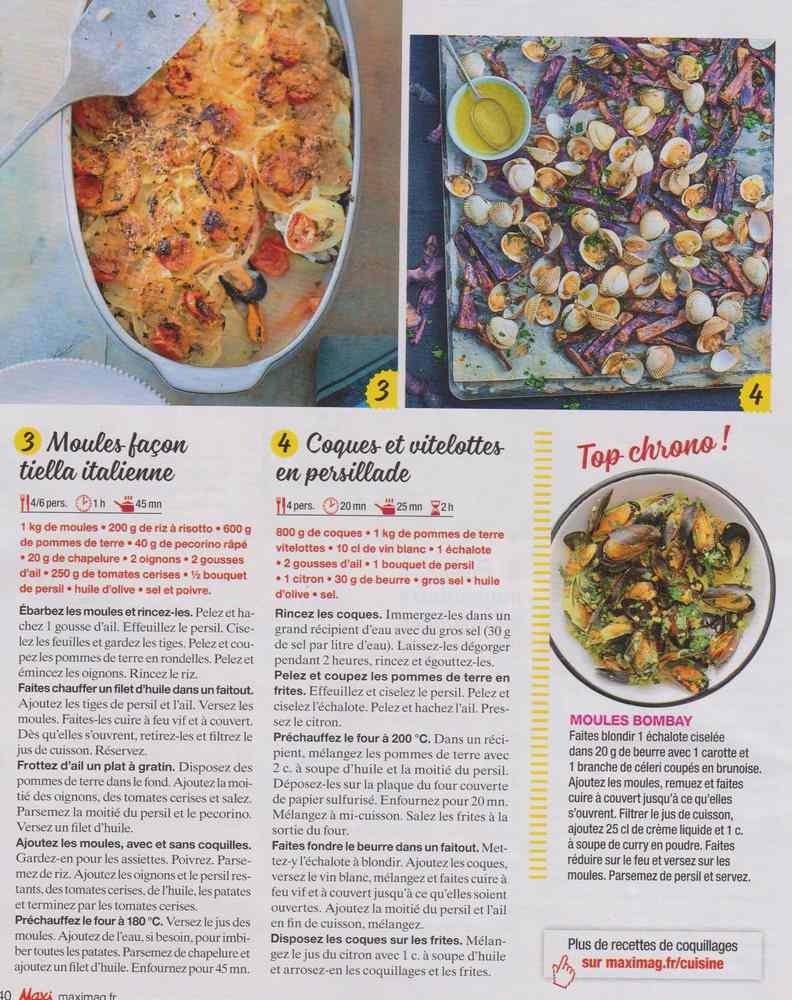 """les bons """" petits """" plats maison - Page 11 377"""