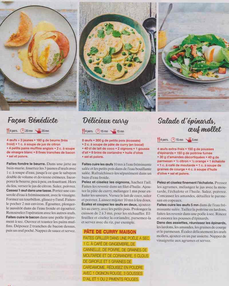"""les bons """" petits """" plats maison - Page 2 422"""