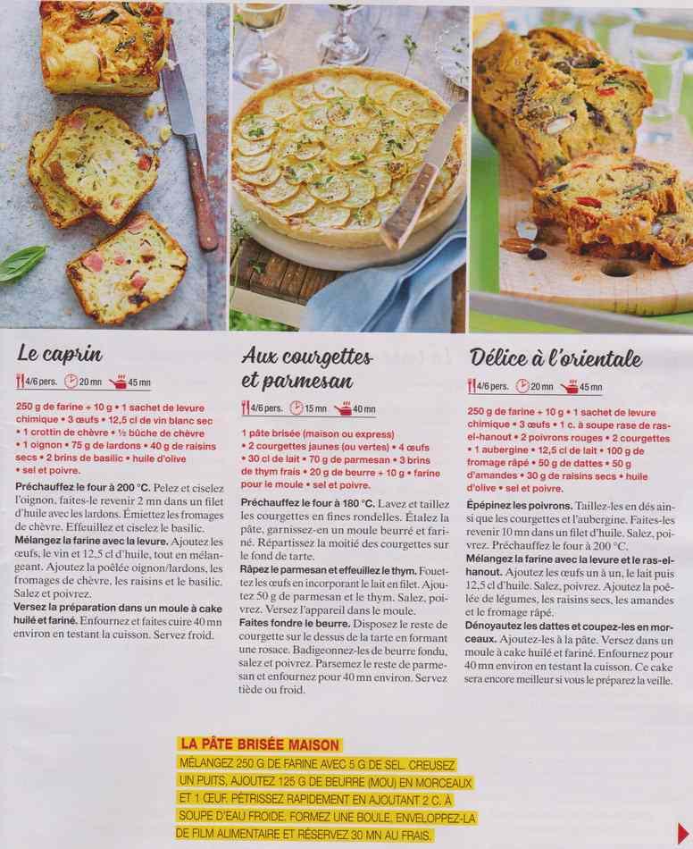 """les bons """" petits """" plats maison - Page 5 438"""