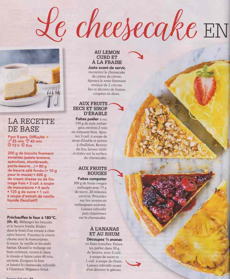 varier les desserts - Page 3 452