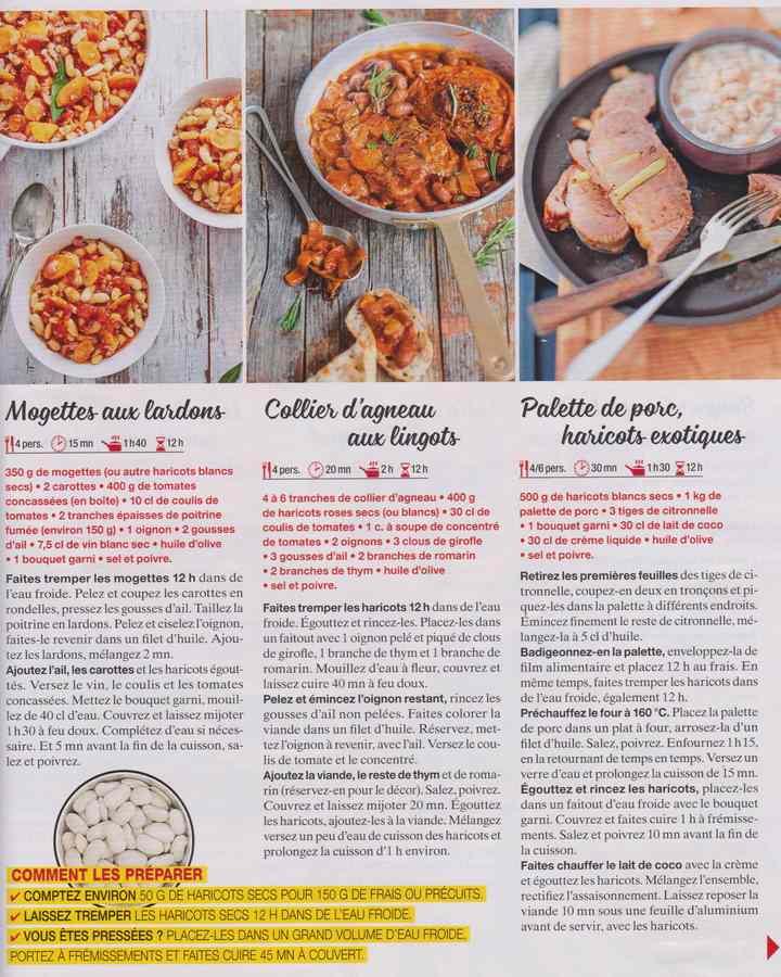 """les bons """" petits """" plats maison - Page 11 468"""