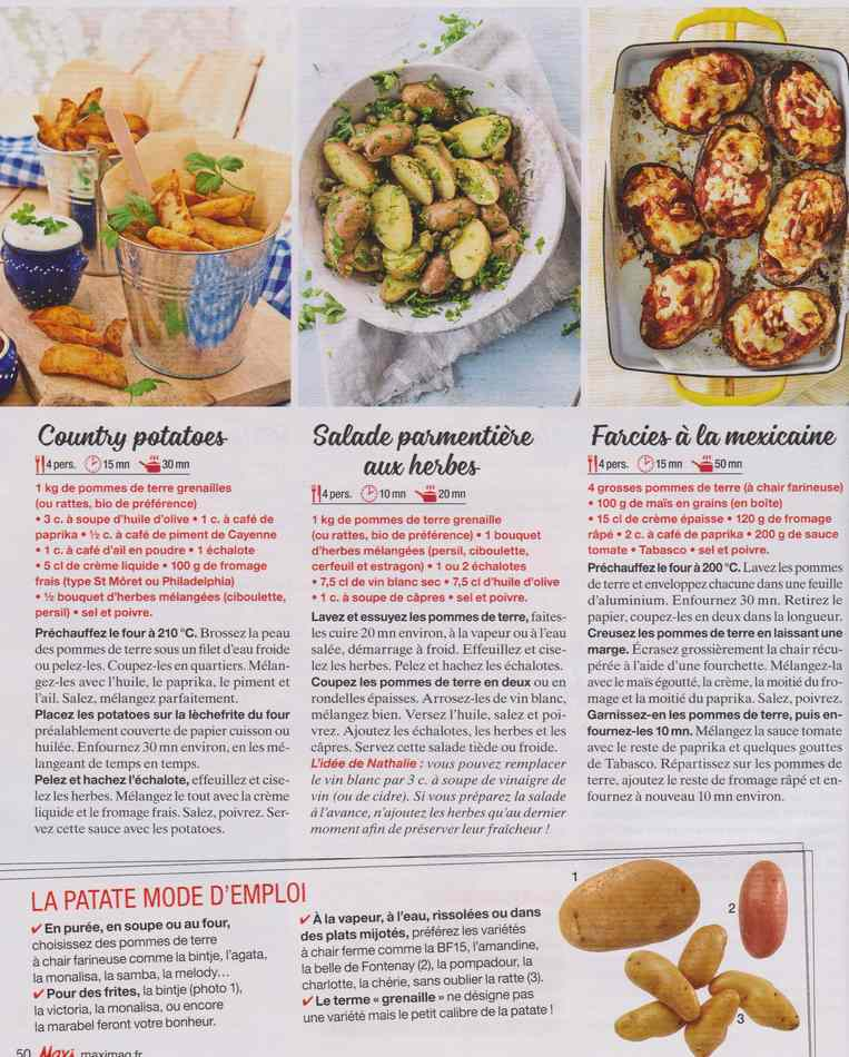"""les bons """" petits """" plats maison - Page 12 472"""