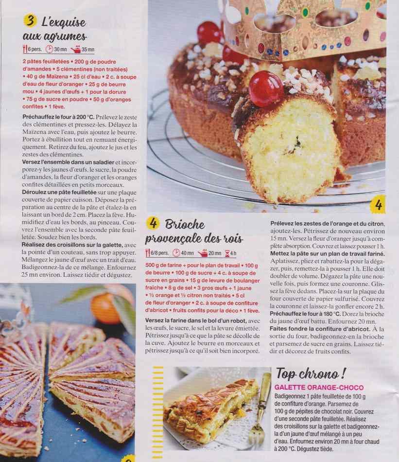 varier les desserts - Page 4 560
