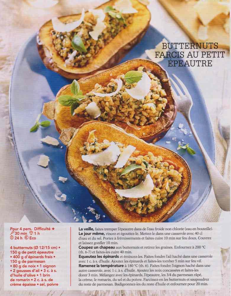 """les bons """" petits """" plats maison - Page 11 562"""