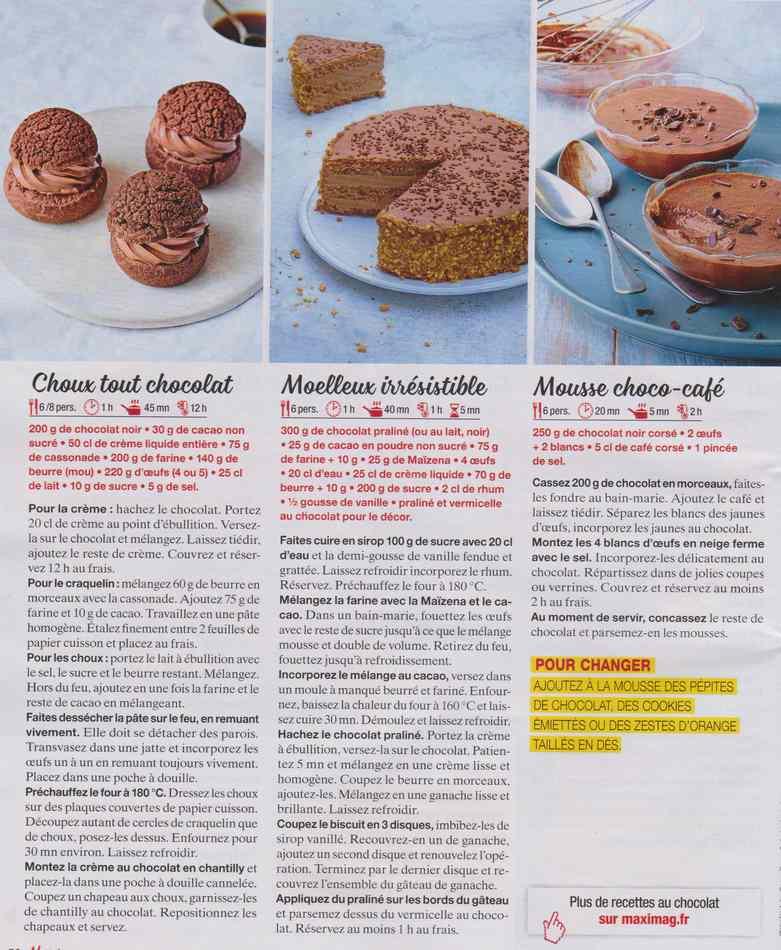 varier les desserts - Page 4 648