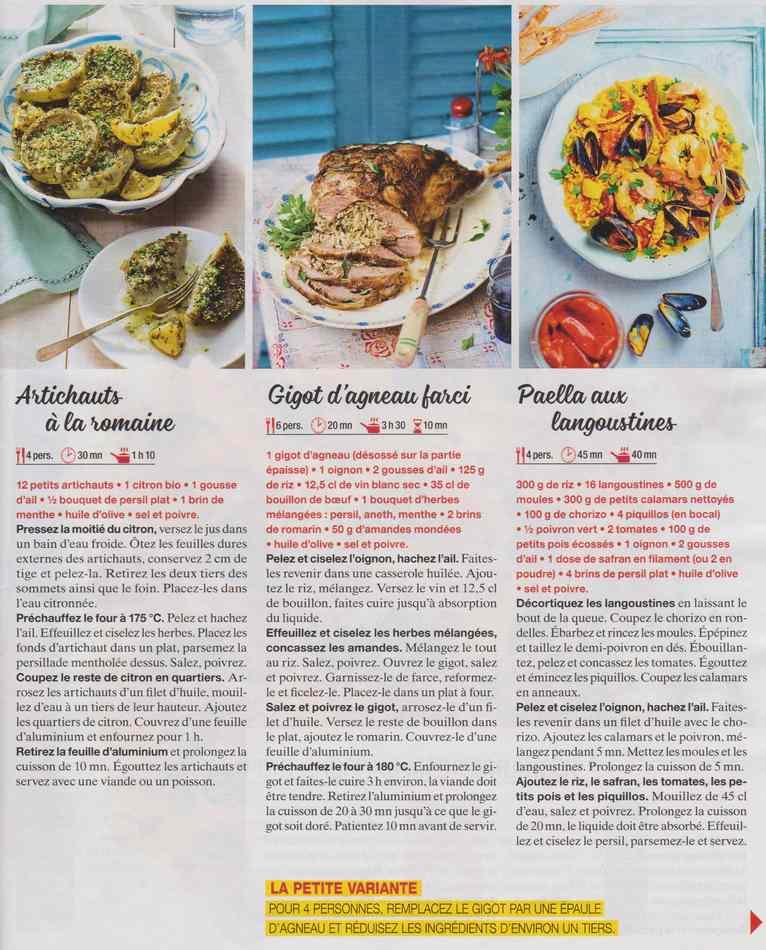 """les bons """" petits """" plats maison - Page 5 728"""