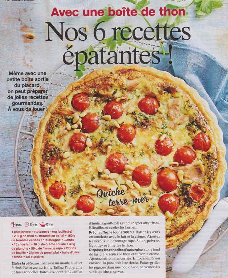 """les bons """" petits """" plats maison - Page 9 739"""