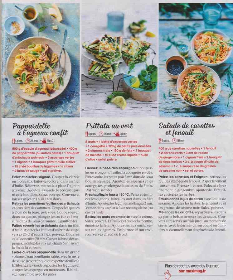 """les bons """" petits """" plats maison - Page 16 777"""