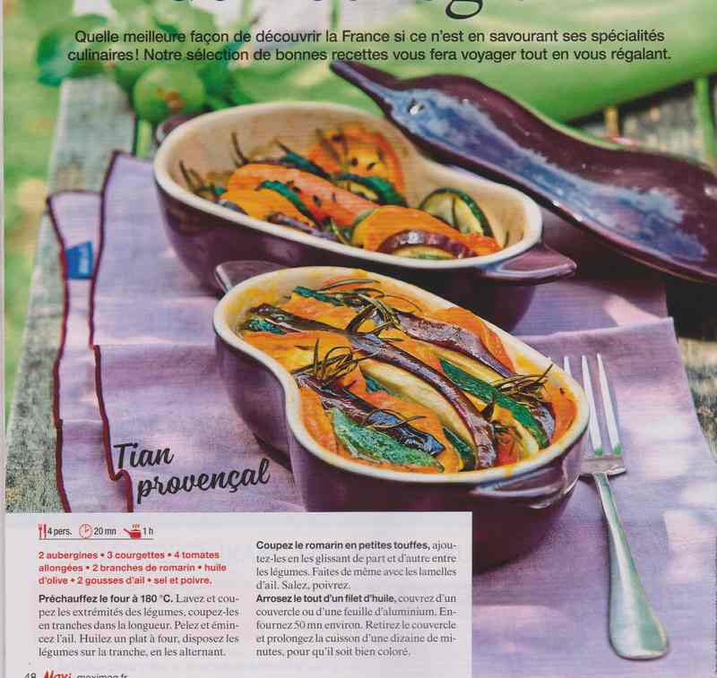 """les bons """" petits """" plats maison - Page 2 815"""
