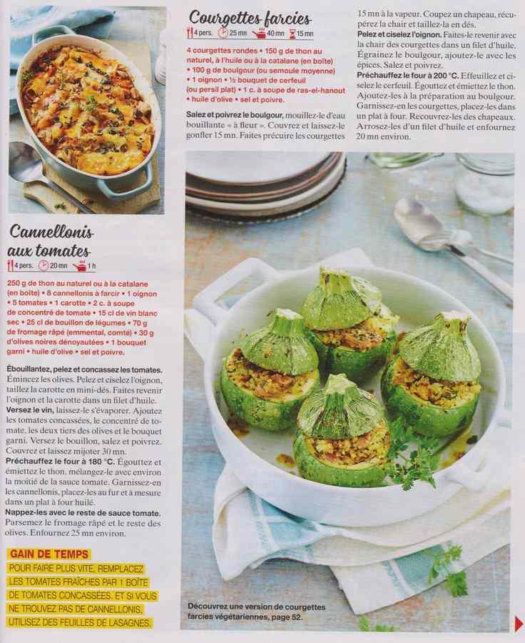"""les bons """" petits """" plats maison - Page 9 837"""