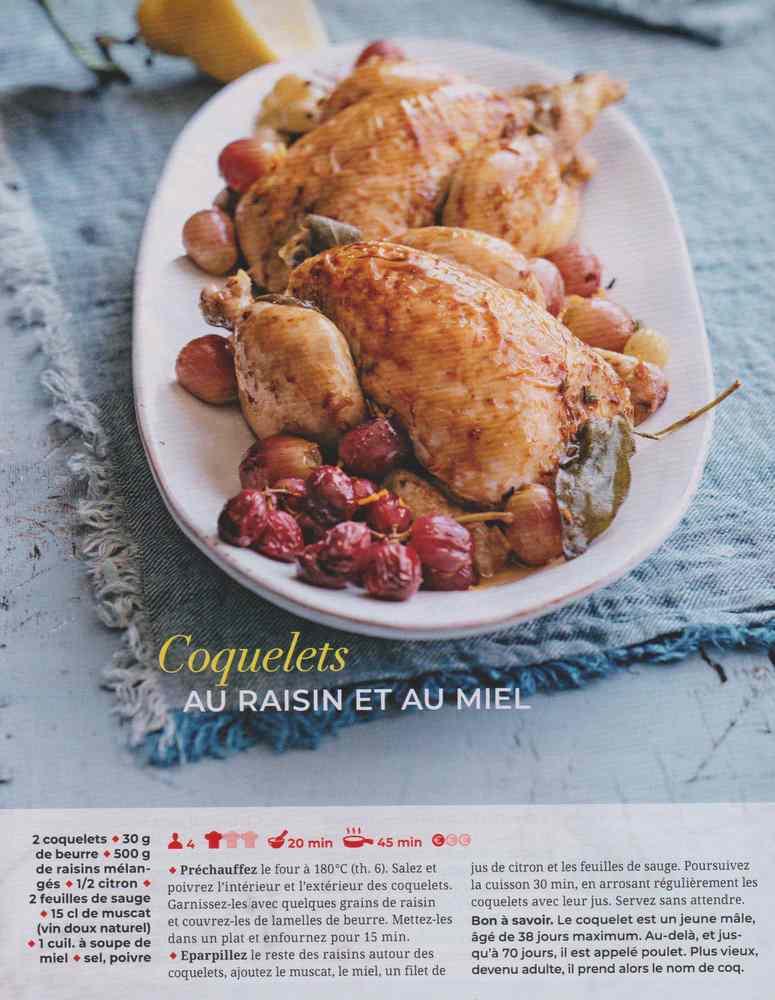 """les bons """" petits """" plats maison - Page 12 951"""