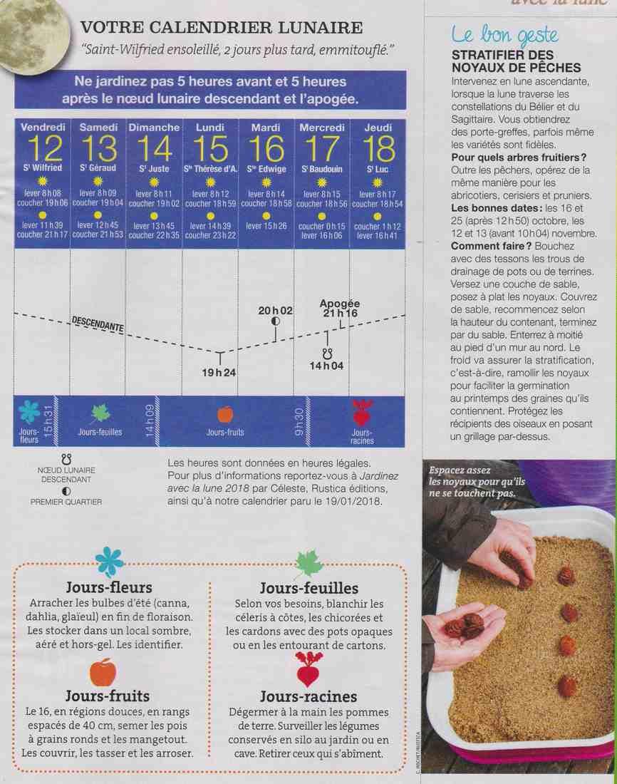 votre calendrier lunaire de la semaine - Page 2 D13