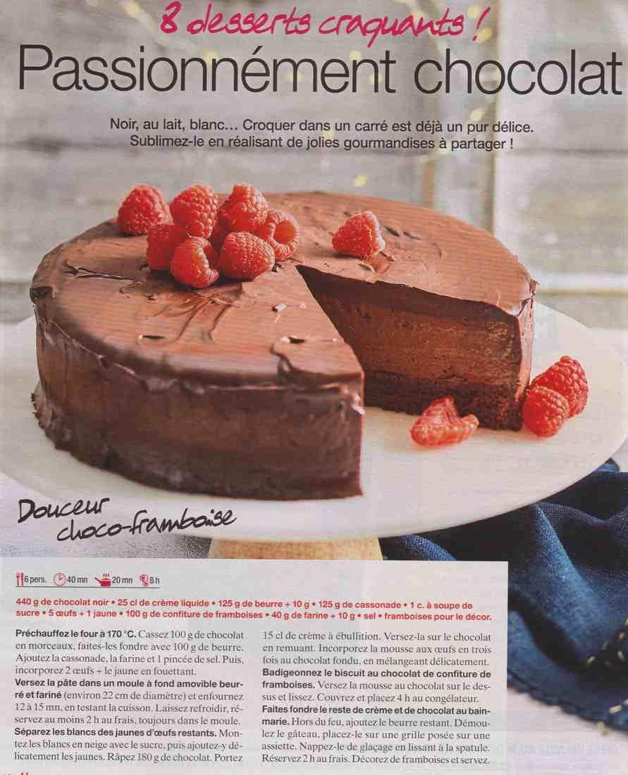 pour les fondus de chocolat G110