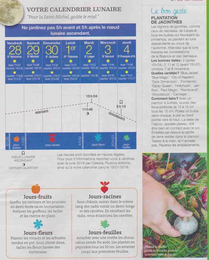 votre calendrier lunaire de la semaine - Page 2 P12
