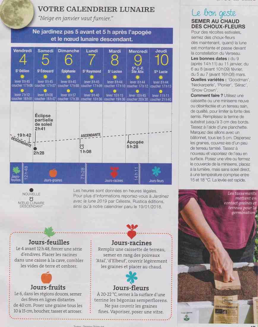 votre calendrier lunaire de la semaine - Page 3 U11