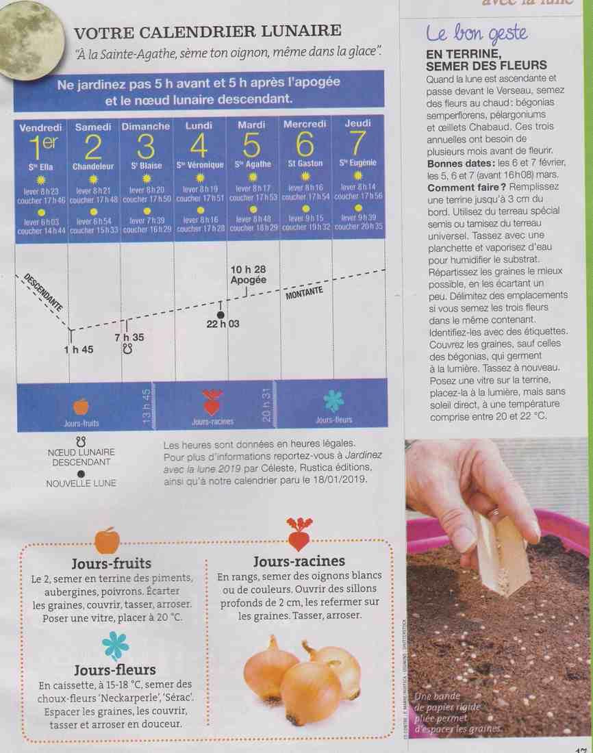 votre calendrier lunaire de la semaine - Page 3 X16