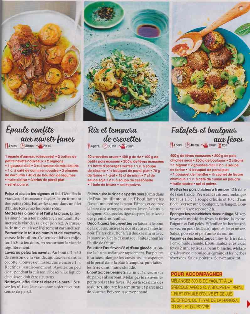 """les bons """" petits """" plats maison X511"""