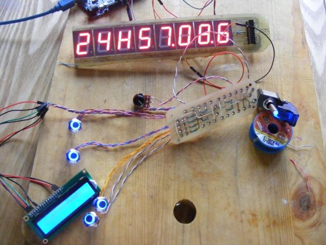 """Tuto Black Bomb Project - """"Créer ses propres circuit imprimé"""" Intégré Dscf1916"""