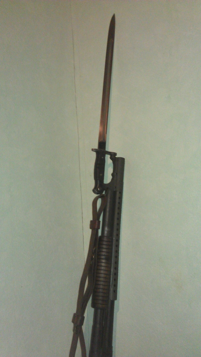TRENCH GUN - Winchester modèle 1912  Imag0510