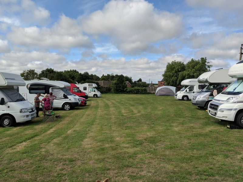 7a Franks Field, 2nd to 5th Aug 2018 Franks10