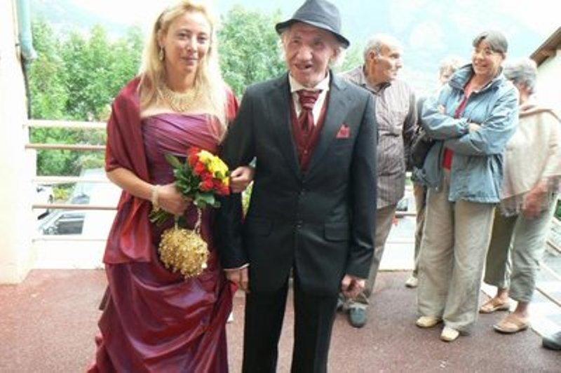 La belle Parisienne avait épousé un vieux et riche berger Amphou10