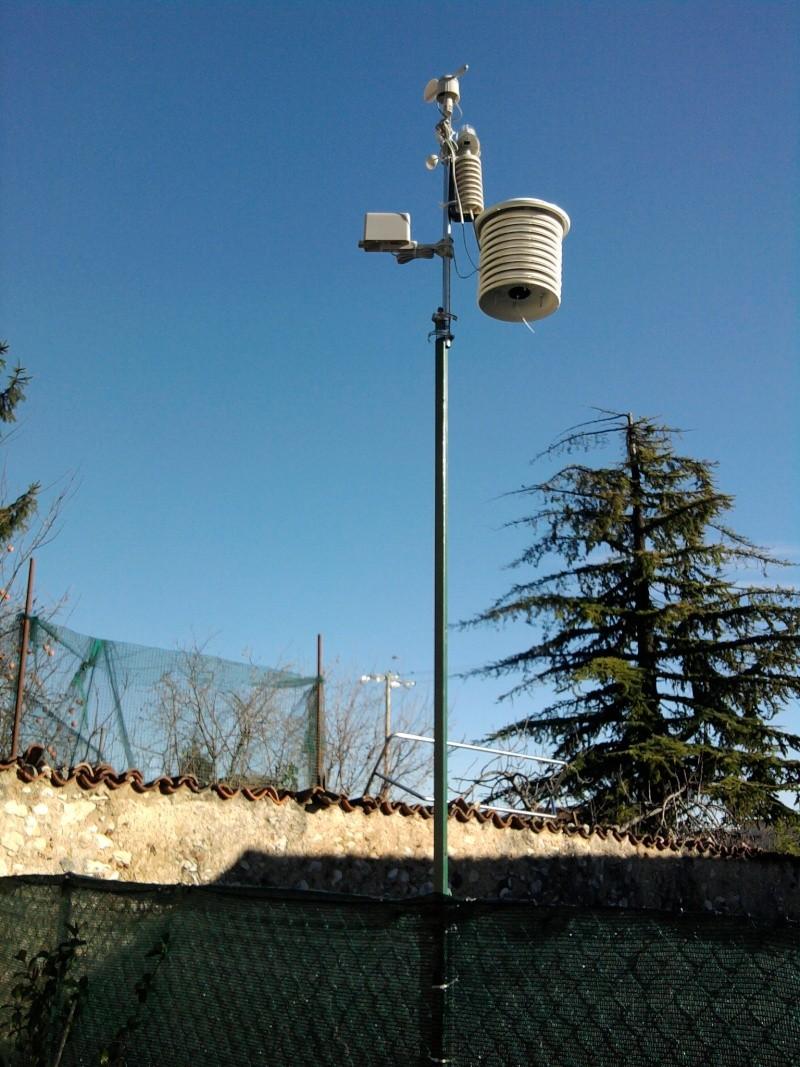 stazione - Stazione PCE-fws 20 - Piovene Rocchette (Vi) 280m s.l.m. Foto0115