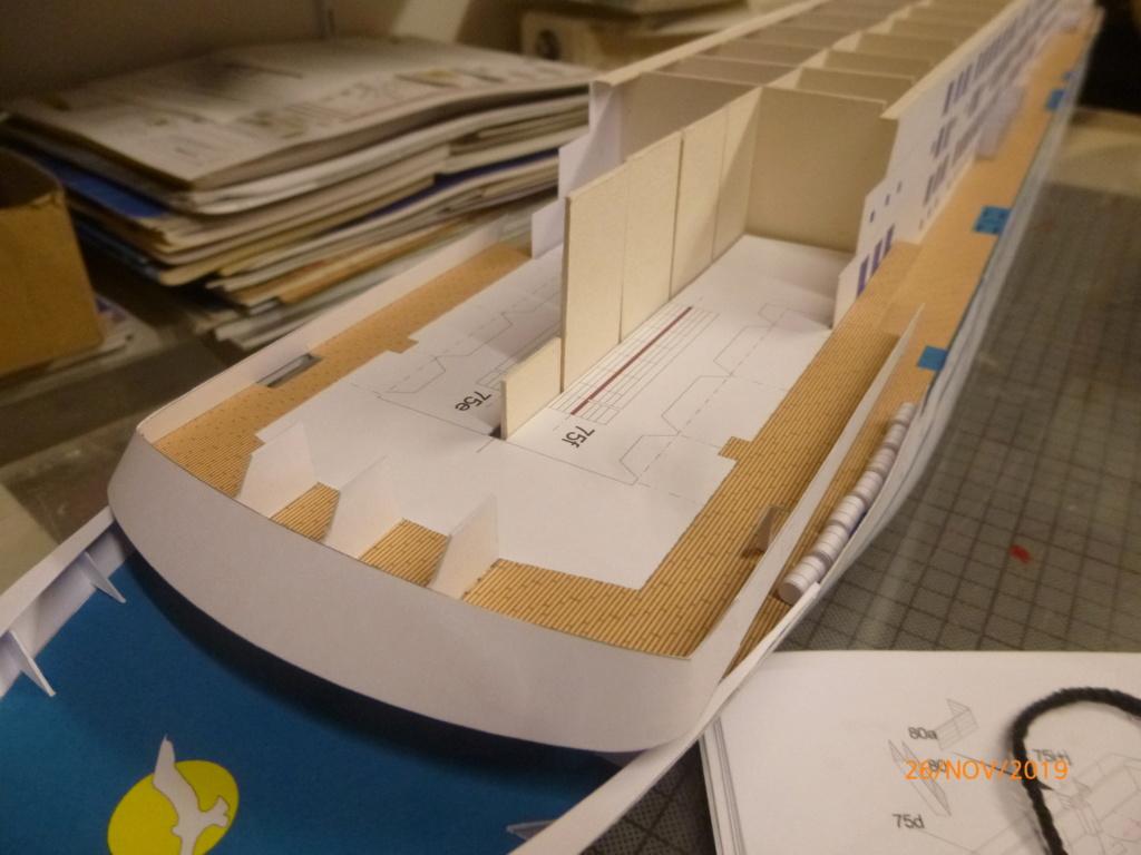 ZDF-Traumschiff MS Amadea 1:200 VK Design gebaut von Millpet - Seite 2 P1110283