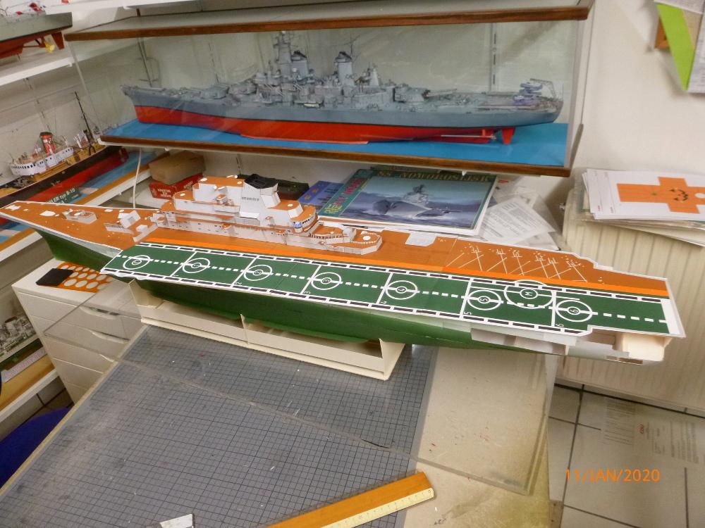 SS NOWOROSIJSK  Fly Model 1:200 gebaut von Millpet - Seite 3 P1110382