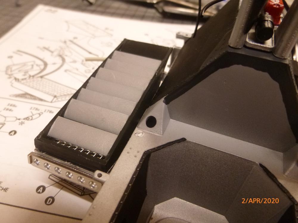 Renault F1 RE20 Turbo Italeri 1:12 gebaut von Millpet P1110629