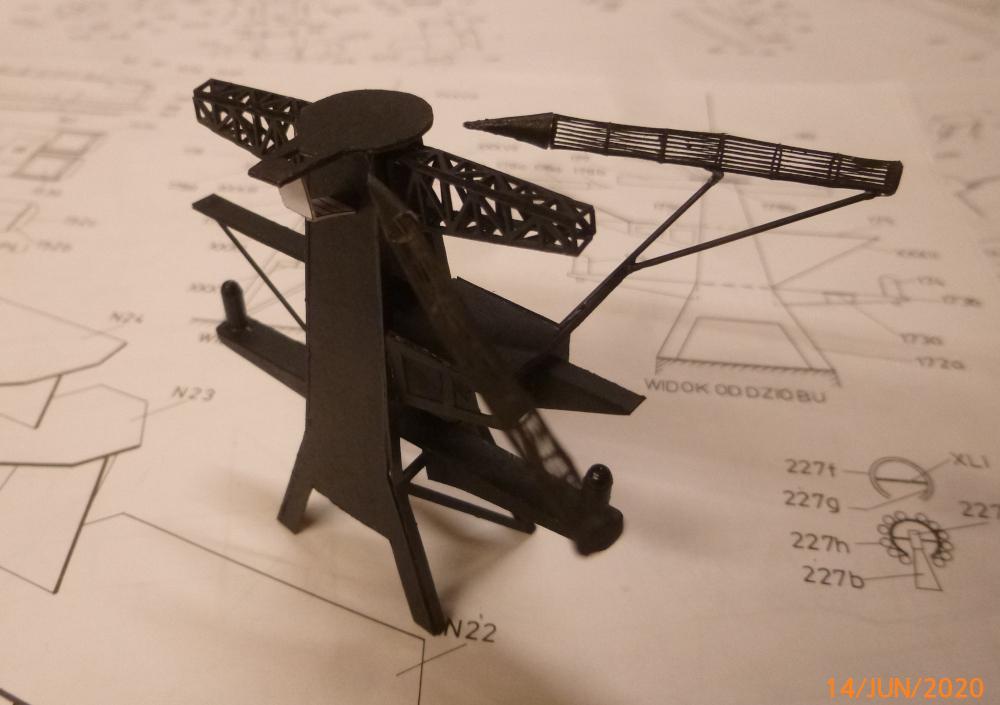 SS NOWOROSIJSK  Fly Model 1:200 gebaut von Millpet - Seite 4 P1110899