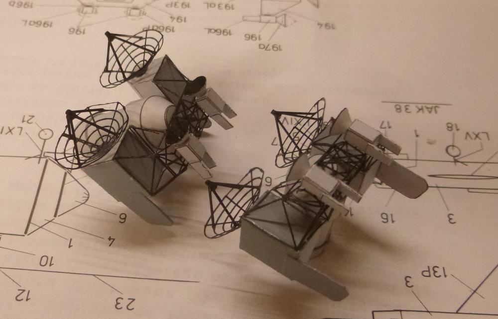 SS NOWOROSIJSK  Fly Model 1:200 gebaut von Millpet - Seite 5 P1110920