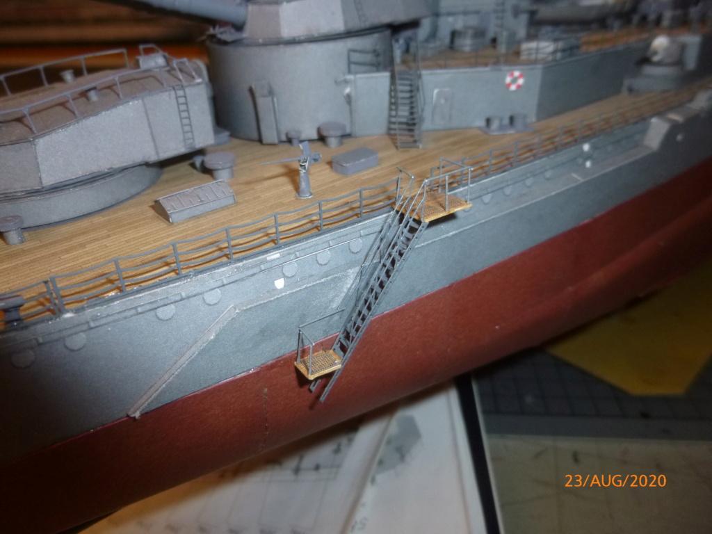 Jap. Schlachtschiff FUSO in 1:200 Halinski gebaut von Millpet   - Seite 36 P1120178