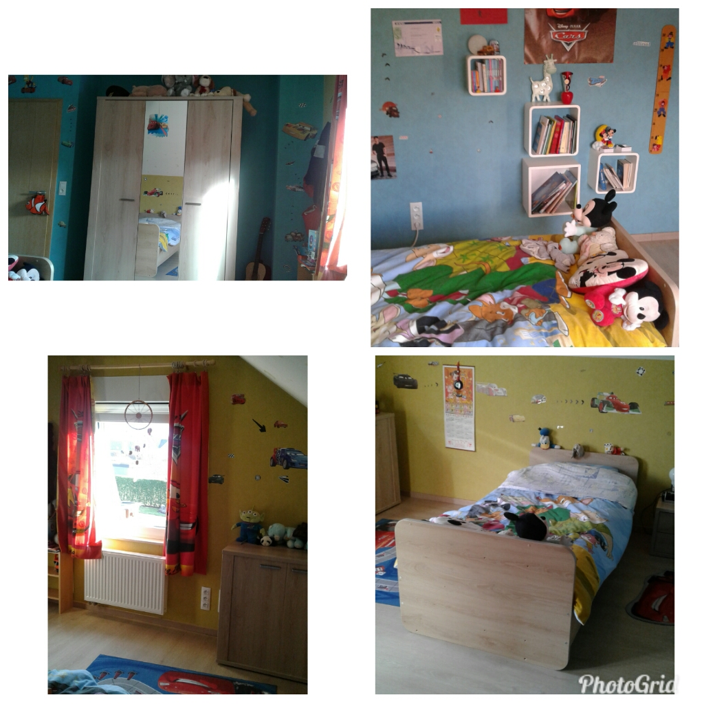 Idee peinture chambre enfant de 8ans Photog10