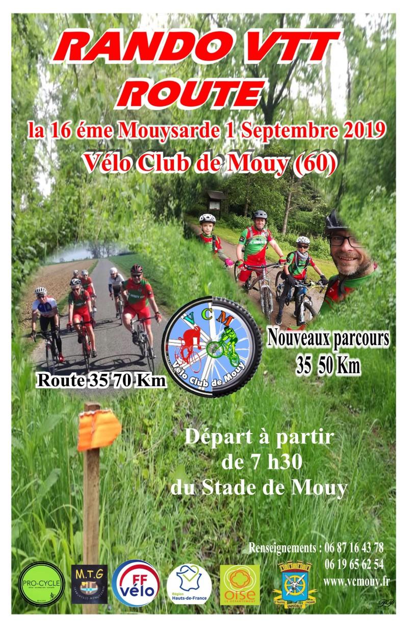 [60] Mouy 16 éme Mouysarde 1septembre 2019 Affich11