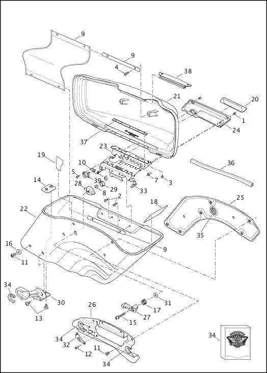 Joint caoutchouc valise fld 336ef910