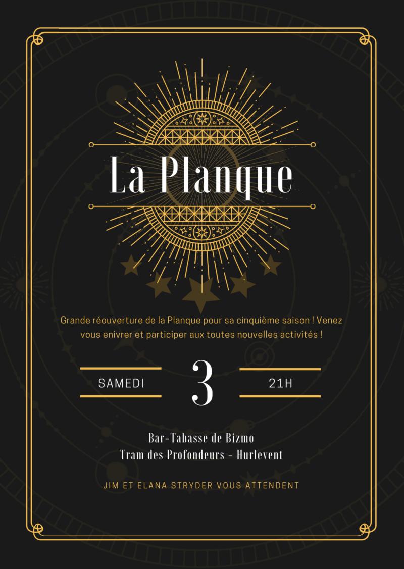 La Planque, les annonces ! Planqu12