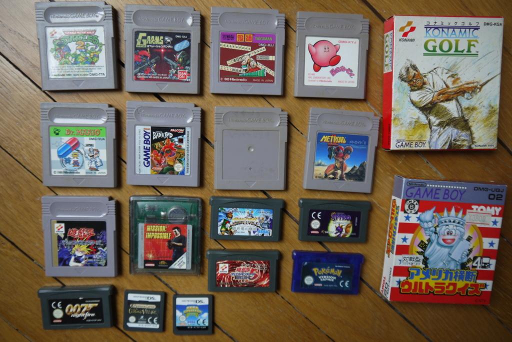 [ECH] Jeux GB complets (VDS) Zelda classics et Duck Tales Nes, Cool World Snes... P1080210