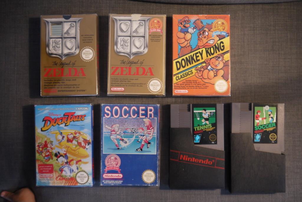 [ECH] Jeux GB complets (VDS) Zelda classics et Duck Tales Nes, Cool World Snes... P1080828