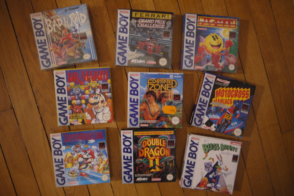[ECH] Jeux GB complets (VDS) Zelda classics et Duck Tales Nes, Cool World Snes... P1080911