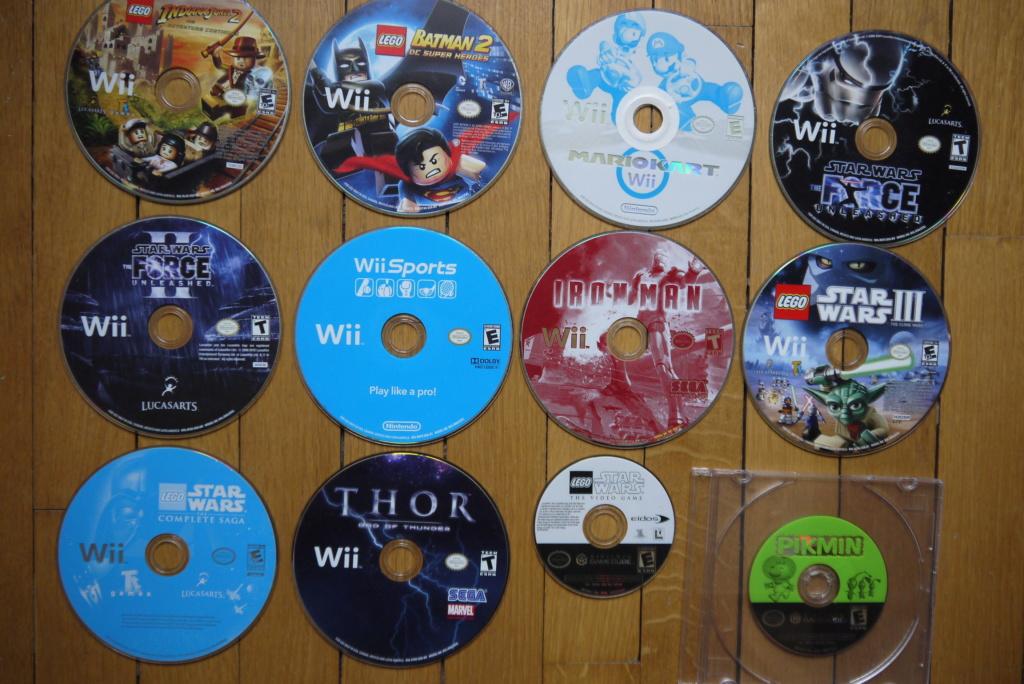 [VDS/ECH] Jeux GB complets : Motocross Maniacs, PacMan; Jeux Snes complets : Spirou, Tintin au Tibet; jeux Wii en loose P1090010
